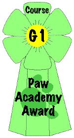Paw Accedemy Award